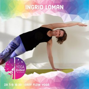 Easy Flow Yoga op Yoga Festival Arnhem